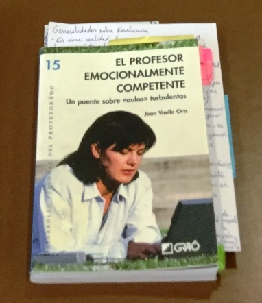 El profesor emocionalmente competente. Joan Vaello. EDITORIAL GRAO.