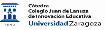 Cátedra Colegio Juan de Lanuza de Innovación Educativa_Universidad de Zaragoza