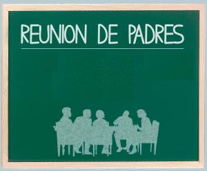 Resultado de imagen de reunion padres