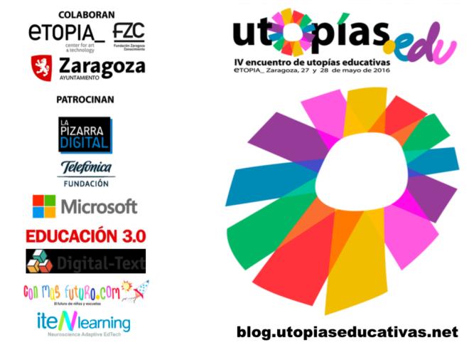 """IV Congreso de Experiencias de Innovacion Educativa UTOPIAS EDUCATIVAS 2016. Ponencia: """"COMPUTER SCIENCE: la importancia de un curriculum vertical""""."""