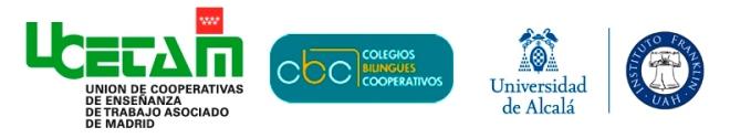 Organizadores UCETAM: XI CONGRESO BICULTURAL-BILINGÜE DE UCETAM: Futuro, retos y experiencias en educación bicultural y bilingüe.