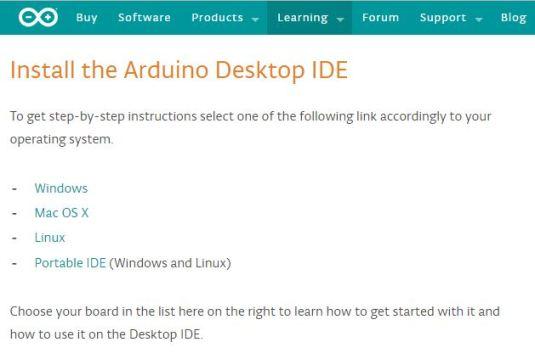Cómo instalar Arduino