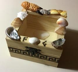 Caja marina pirograbada 04
